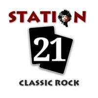 Logo of radio station Station 21