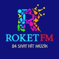 Logo de la radio Roket FM
