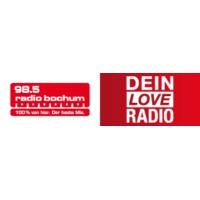 Logo of radio station Radio Bochum - Dein Love Radio