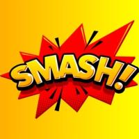 Logo of radio station Radio Smash France