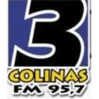Logo de la radio 3 Colinas FM