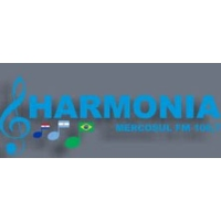 Logo of radio station Harmonia Mercosul FM