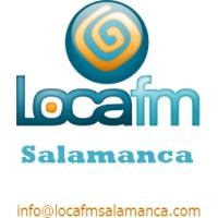 Logo of radio station Loca FM Salamanca