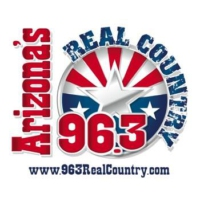 Logo de la radio KSWG 96.3 Real Country