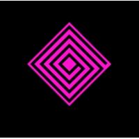 Logo de la radio Loca FM Pride