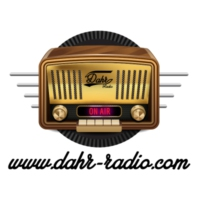 Logo of radio station DAHR RADIO
