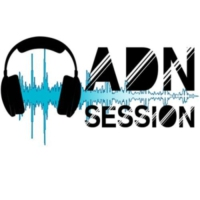 Logo of radio station ADN SESSION