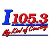 Logo de la radio WMPI I 105.3