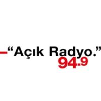 Logo de la radio Açık radyo