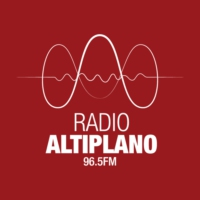 Logo of radio station XHTLAX Radio Altiplano 96.5 FM