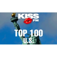 Logo of radio station KISS FM - TOP 100 US