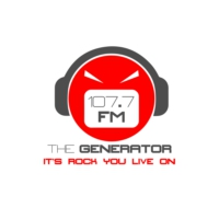 Logo de la radio The Generator