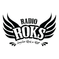 Logo of radio station Radio ROKS