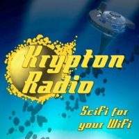 Logo of radio station Krypton Radio