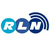 Logo of radio station RLN