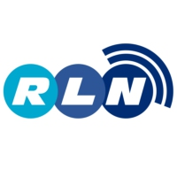 Logo of radio station RLN