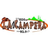 Logo of radio station XHJZ La Campera 92.9 FM