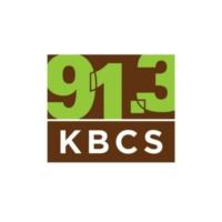 Logo of radio station 91.3FM KBCS