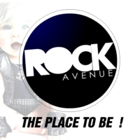 Logo of radio station Rock Avenue