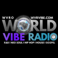 Logo of radio station #1. World Vibe Radio One