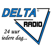 Logo of radio station Delta Radio Nijmegen