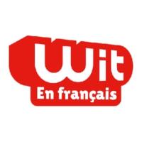 Logo of radio station Wit en français