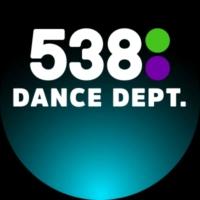 Logo de la radio 538 - Dance Depart.
