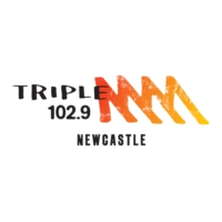 Logo de la radio Triple M Newcastle 102.9