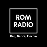 Logo of radio station Rom Radio