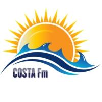 Logo of radio station CostaFm