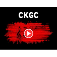 Logo of radio station CKGC-FM Capital FM