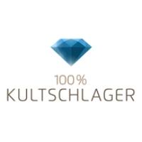 Logo de la radio 100% Kultschlager - von Schlagerplanet Radio