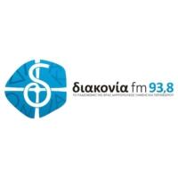 Logo of radio station Διακονία 93.8