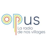 Logo of radio station OPUS La Radio De Nos Villages