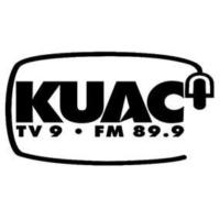 Logo de la radio KUAC 89.9 FM