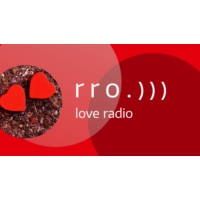 Logo of radio station rro love radio