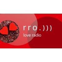 Logo of radio station rro love radio