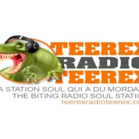 Logo of radio station teerex radio teerex