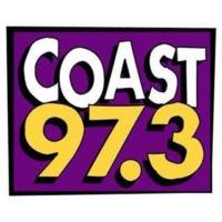 Logo of radio station WMNX Coast 97.3