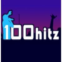 Logo de la radio 100Hitz - Top 40 Hitz