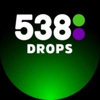 Logo of radio station 538 - Drops