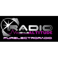 Logo of radio station Pure Electroradio Altitude