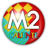 Logo de la radio M2 CALIENTE