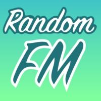 Logo of radio station Random FM