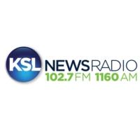 Logo of radio station KSL Newsradio 102.7 FM