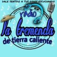 Logo de la radio LA TREMENDA DE TIERRA CALIENTE