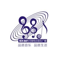 Logo of radio station 魅力881·河南音乐广播 - Charm 881 Music Radio