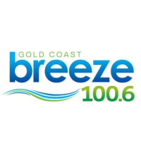 Logo de la radio The Breeze 100.6 Gold Coast