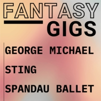 Logo de la radio Fantasy Gigs 80's Live