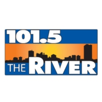 Logo de la radio WRVF 101.5 The River